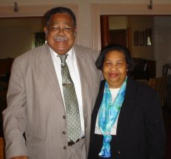 Dr. & Mrs. Earls